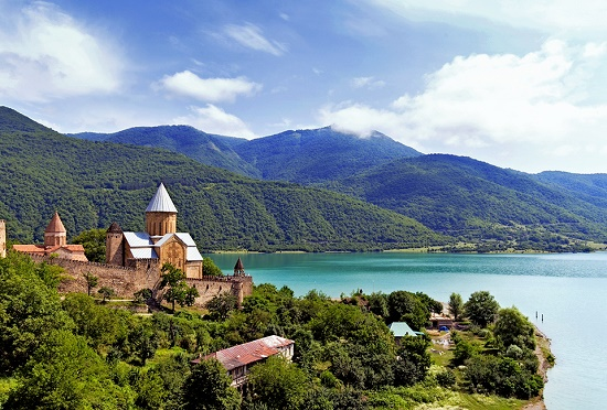 Для клиентов украинских туроператоров Грузии станет меньше