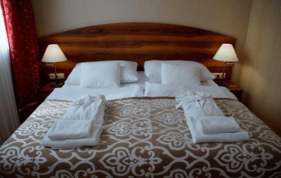 Что было в моей гостинице в Турции?