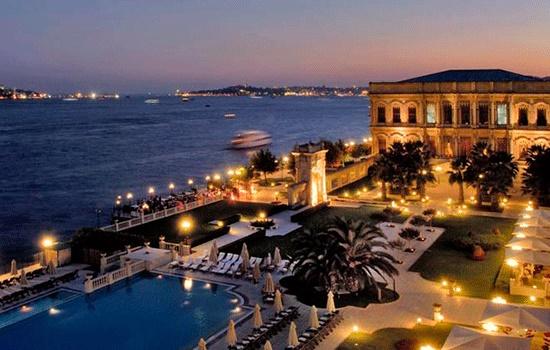Стоимость проживания в Стамбуле растет, но отели города остаются самыми дешевыми в Европе