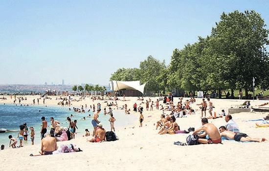 Застрял в городе? Путеводитель по лучшим пляжам Стамбула