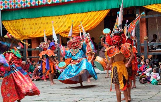 Бутан - волшебное место для отдыха