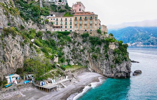 Италия - многообещающая страна для проведения медового месяца