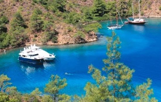 Топ 10 первозданных турецких бухт, чтобы насладиться морем