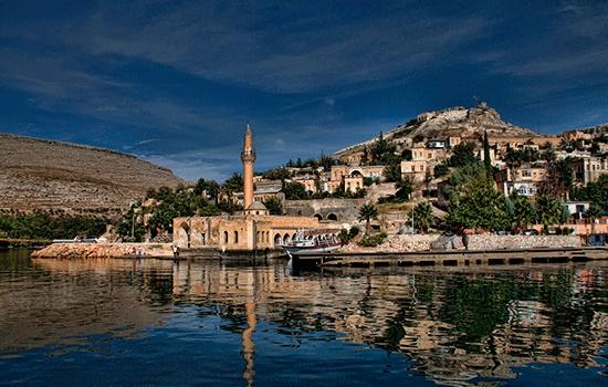 Новая туристическая горячая точка открылась в парке Ешильвади на юго-востоке Турции