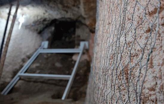 Подземелья Бурсы, которые показывают древнее насилие, откроется для туристов в следующем году
