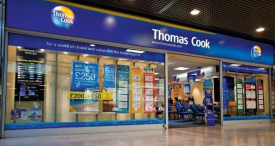 Туроператор Thomas Cook: продажи по Турции растут