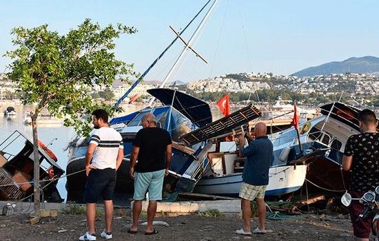 Землетрясения в Турции - то, что вам нужно знать