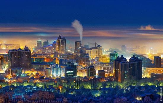 Алма-Ата: ворота в мир Центральной Азии