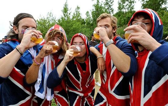 В Турцию возвращаются британские туристы