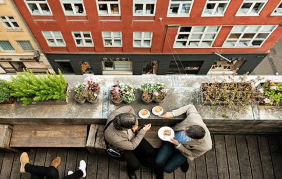 Вестербро - город, полный хипстерских закусочных в Дании