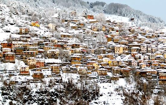 6 мест для туристов, которые отправятся в Грецию зимой