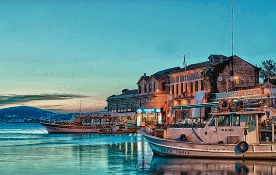 Кунда: турецкий остров безмятежности