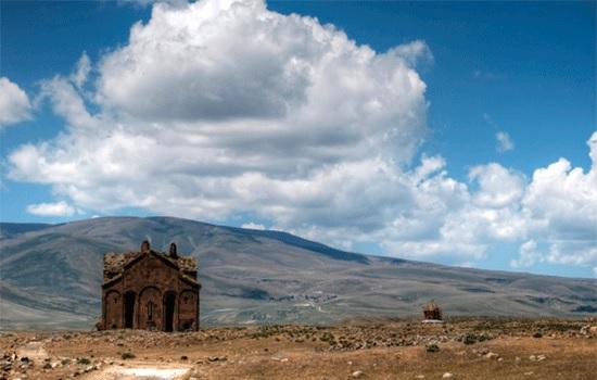 Заброшенные деревни Турции