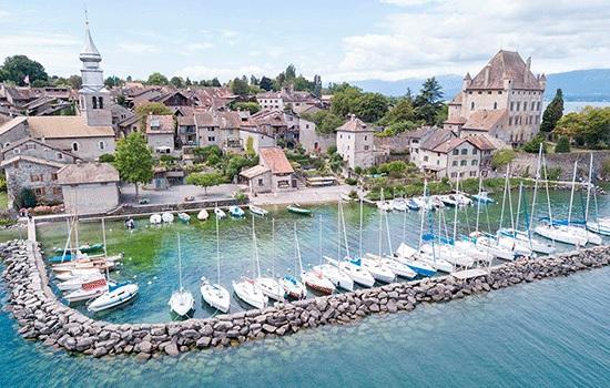Путеводитель по Женеве, Швейцария
