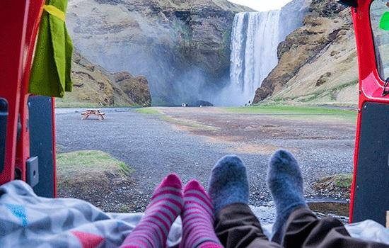 Туристический маршрут по Исландии