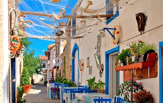 Наслаждайтесь Алачати - Эгейским городом, близким к совершенству