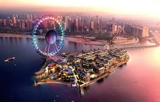 Дубай возглавляет ТОП с точки зрения расходов на туризм
