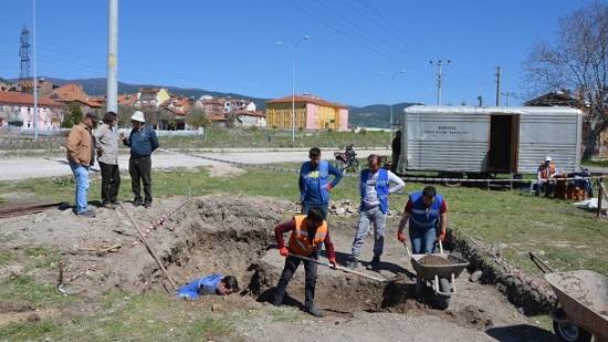 В турецкой провинции обнаружили могилы времен Римской империи