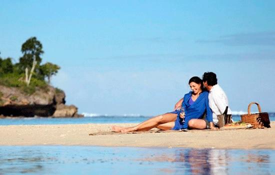 5 причин, почему Фиджи - идеальное место для медового месяца