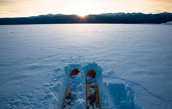 Лучшие места для лыжного спорта в Монтане