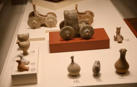 5 000-летняя игрушка найдена в детской могиле в Шанлиурфе