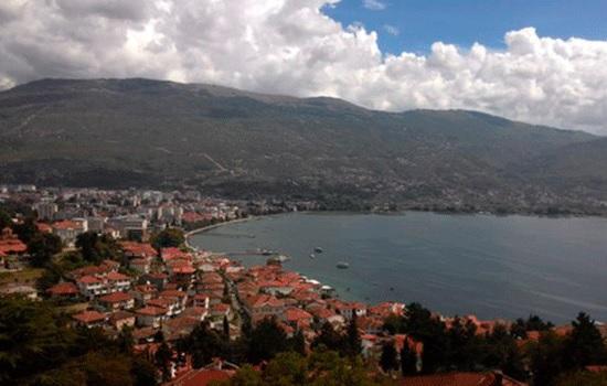 Охрид - средневековый город Македонии в 21 веке