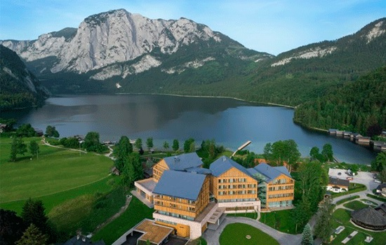 Оздоровительный центр в Австрии предлагает расслабление, детоксикацию, потерю веса