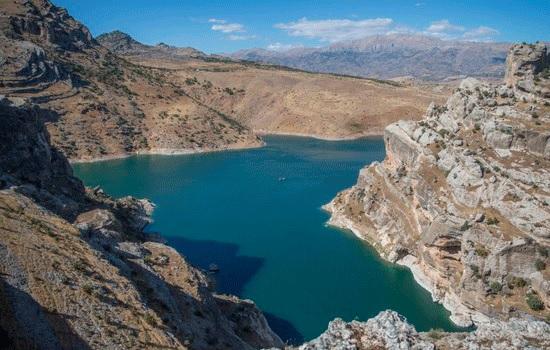 Долина Такоран - скрытая достопримечательность в Шанлиурфе