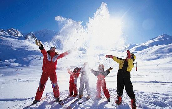 Улудаг - самый популярный горнолыжный курорт Турции