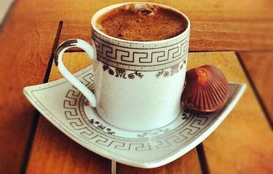 Новый турецкий вкус для любителей кофе: оливковый кофе