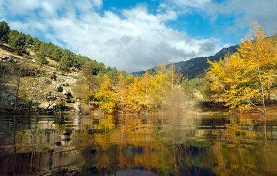 Тайна озера Ешильгоз интригует туристов