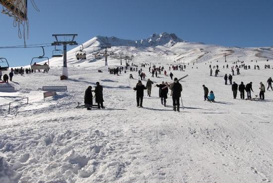 В Эрджиесе надеяться привлечь российских туристов этой зимой
