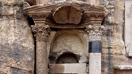 Гости Шанлыурфа смогут посетить скальные гробницы времен Древней Римской империи