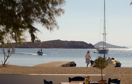 Греческий остров Патмос: эгейский блюз, таверны и длинные прогулки