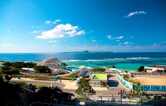 Окинава затмевает Гавайи по числу посетителей