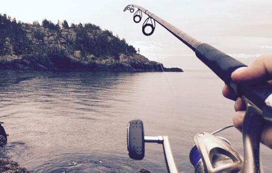 Страсть к рыбалке в Турции