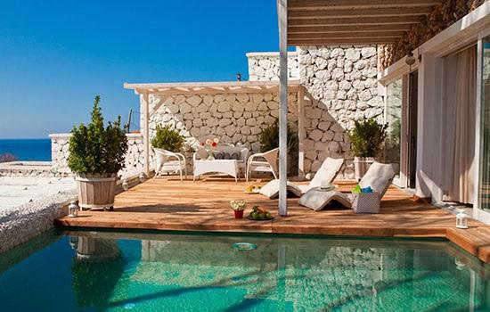 Маленькие отели Турции для уединения