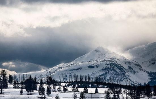 Горный штат США Вайоминг ждет посетителей этой зимой
