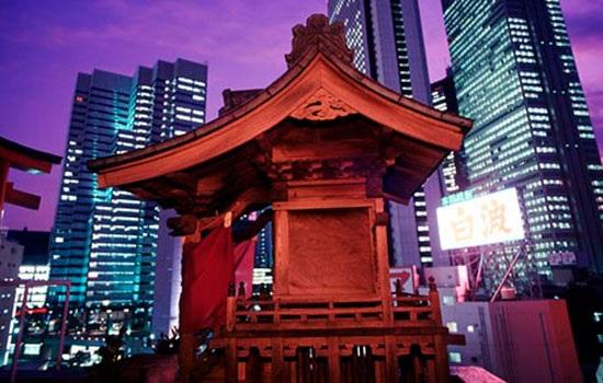 Как не запутаться в уникальном хаосе Токио?