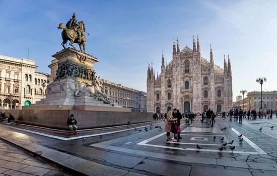Несколько дней в Милане