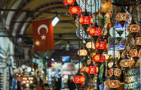 Стамбул представляет: отличные рынки для покупок на Новый год