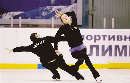 Где покататься на коньках сегодня в Стамбуле и Анкаре?
