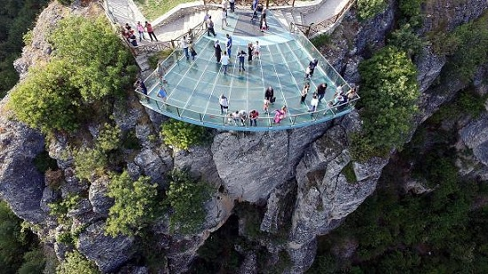 Смотровая площадка на юге Турции привлекла почти 0,5 миллиона гостей за 2017 год