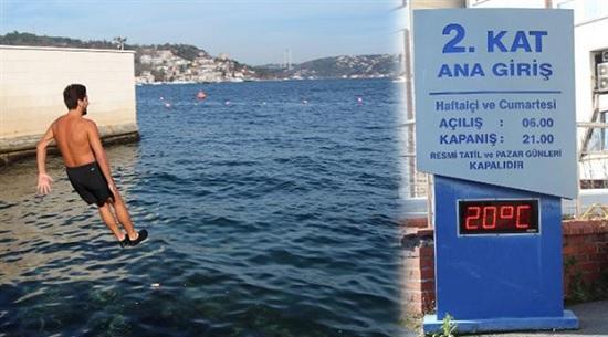 Пляжный сезон возвращается: погода позволяет поплавать и в Анталии, и в Стамбуле