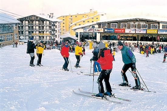 Турция сделала ставку на горнолыжный туризм и российских туристов