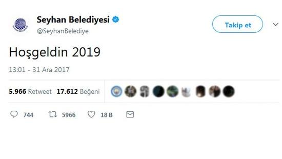 В Адане наступил 2019-й год
