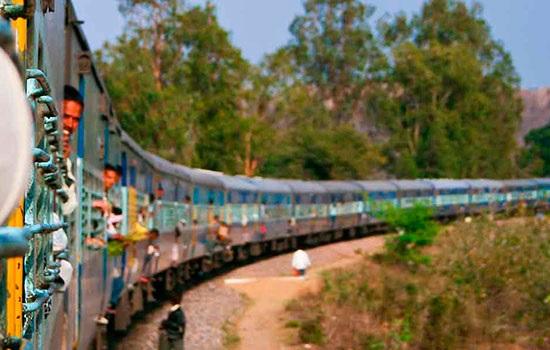 В Индии откроется первый в своем роде железнодорожный парк