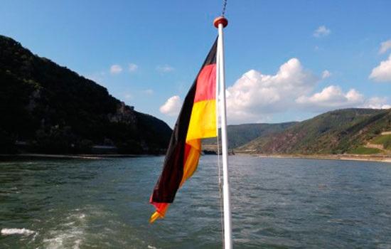 Путешествие во времени через немецкий город Бинген