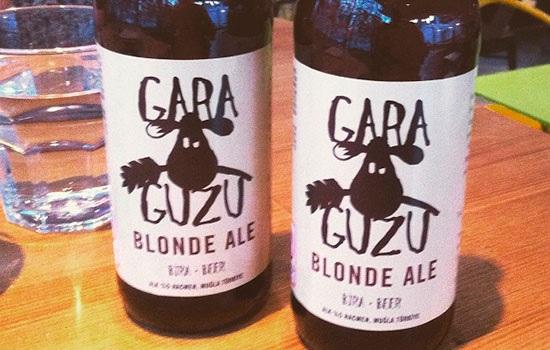 Поиск и дегустация турецкого пива: Гара Гуцу и Пера