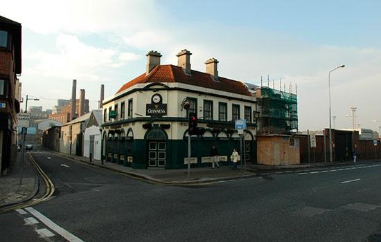 Рекордным местом для туризма в Ирландии является склад пивоварен Guinness